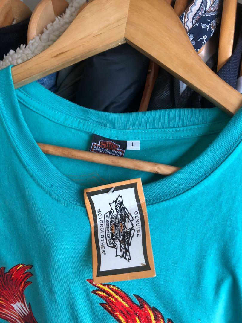 Harley Davidson tee • size L (fits more M) • new with tags•
