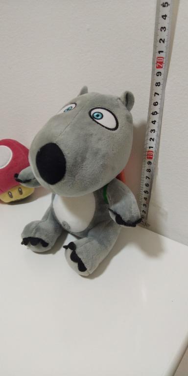 Korea Cartoon Character Doggy with Backpack Soft toy plush #carousellbelanja