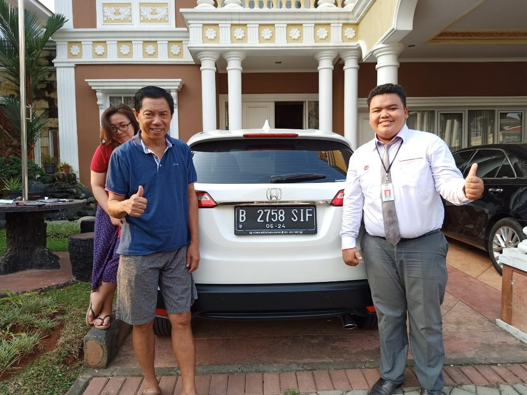 New Honda HR-V Spesial Edition 2019, PROMO YEAR END SALE SPECIAL CASHBACK