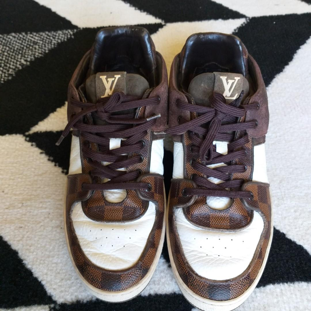 Sepatu LOUIS VUITTON Damier
