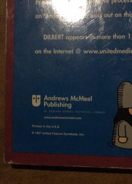 Seven Years of Highly Defective People: Scott Adams' Guided Tour of the Evolution of Dilbert