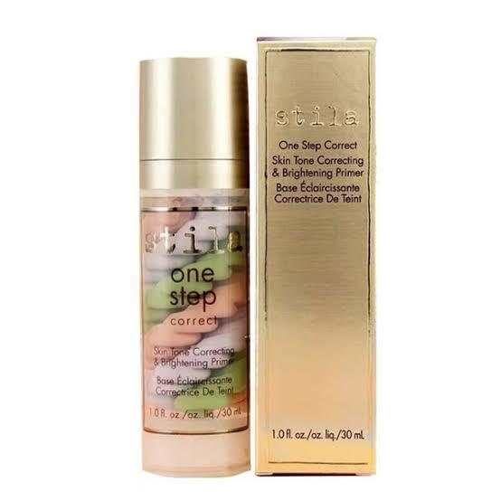 Stila One Step Correct Complexion Skin Tone Correcting & Brightening All in One Brightening Moisturizing Base Serum Primer