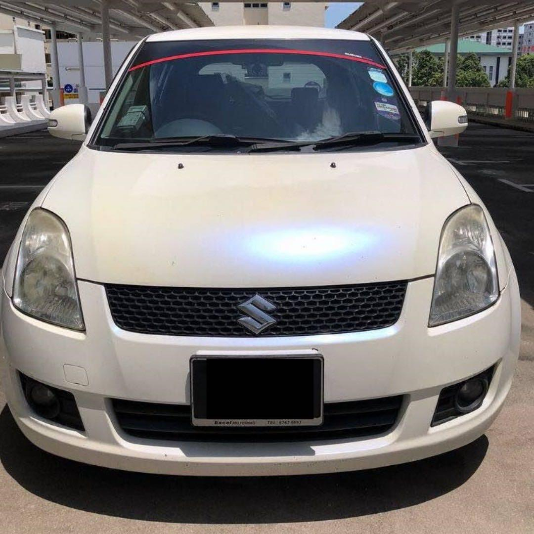 Suzuki Swift 1.5 GLX VVT 5-Dr Auto