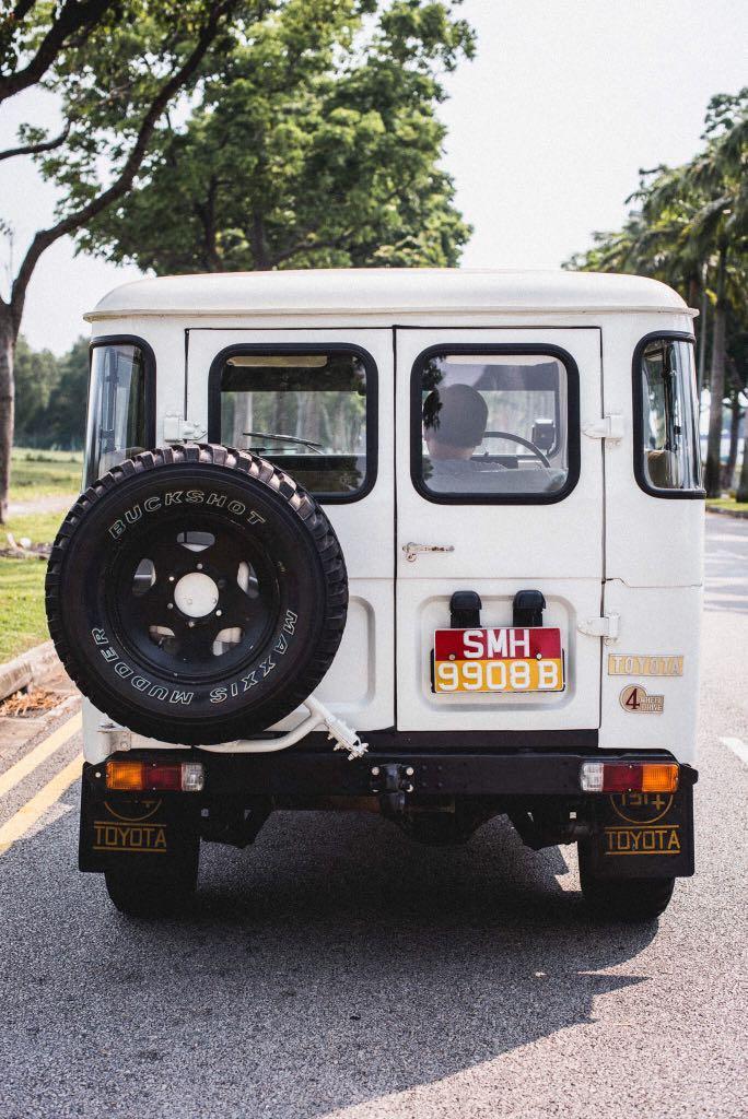 Toyota Land Cruiser BJ40 3.0 Diesel