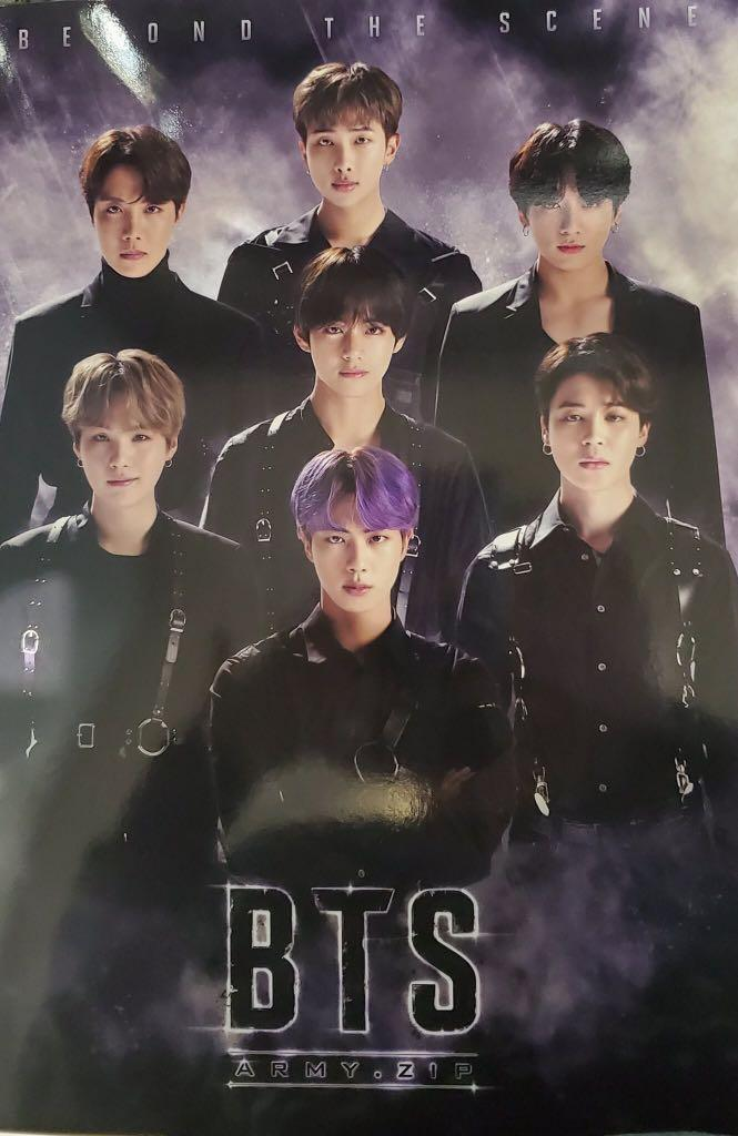 [WTS] BTS 6th Army Kit Army Zip Photobook with User Guide