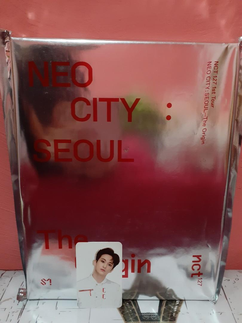 [WTS] NCT 127 Neocity: The Origin - Seoul Concert Photobook only