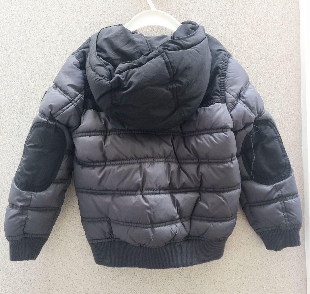 Zara boy winter jacket
