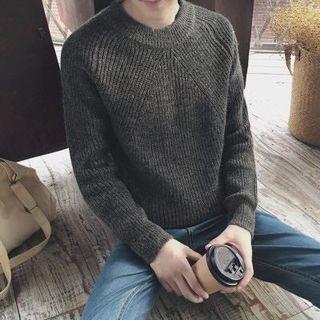 全新出清🔥 AVENIR| 純色素面 針織衫毛衣 男裝