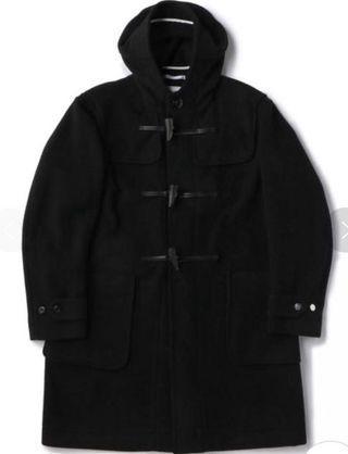 UNITED ARROWS & SONS DB/CLOTH DUFFLE COAT