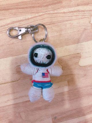 美國NASA 太空人巫毒娃娃