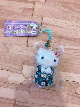 和服kitty吊飾