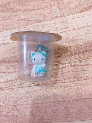 蘿莉風 kitty 吊飾