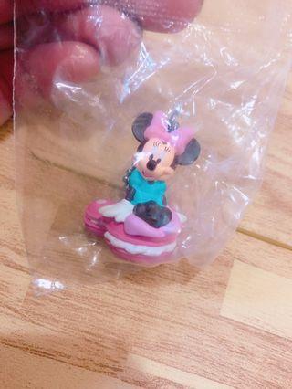 Disney 迪士尼 米妮 扭蛋吊飾