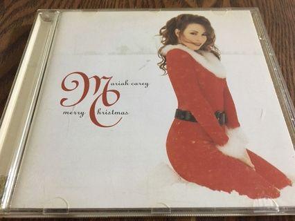 [老搖滾典藏] Mariah Carey-Merry Christmas 日版專輯,音質超優!
