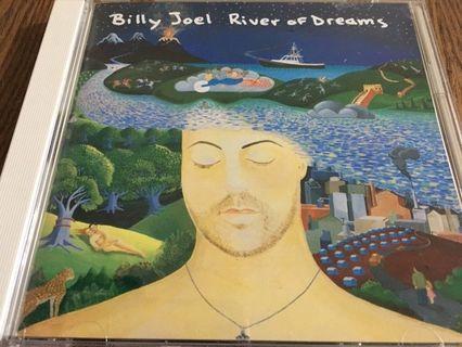 [老搖滾典藏] Billy Joel-River of Dreams 日版專輯