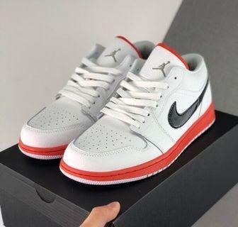 Air Jordan 1 Low 新款男女生運動板鞋  36-45