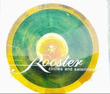 [老搖滾典藏] Rooster-Circles and satellites 日版專輯,破盤直購價只要89元!