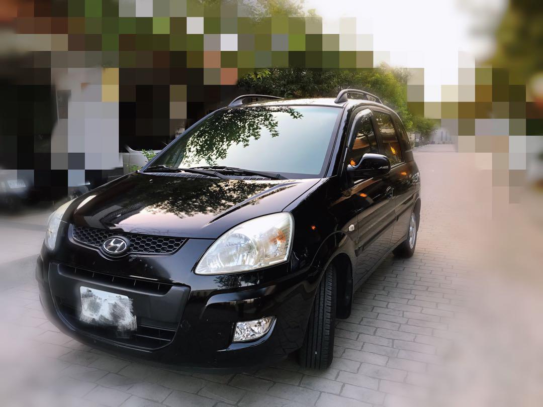 現代2009 Hyundai Lavita 1.6 GLD-T