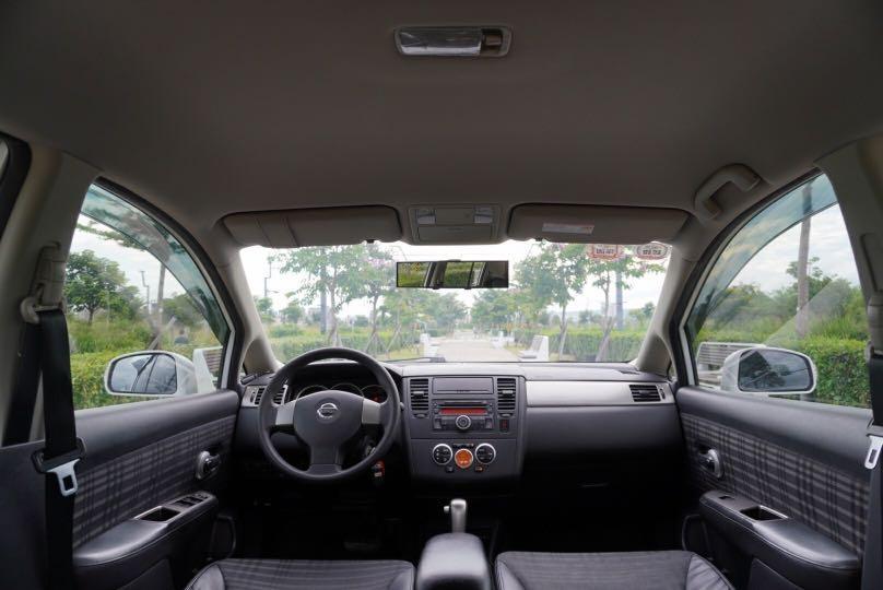2011年 Nissan TIda Hot聯盟 五大保固