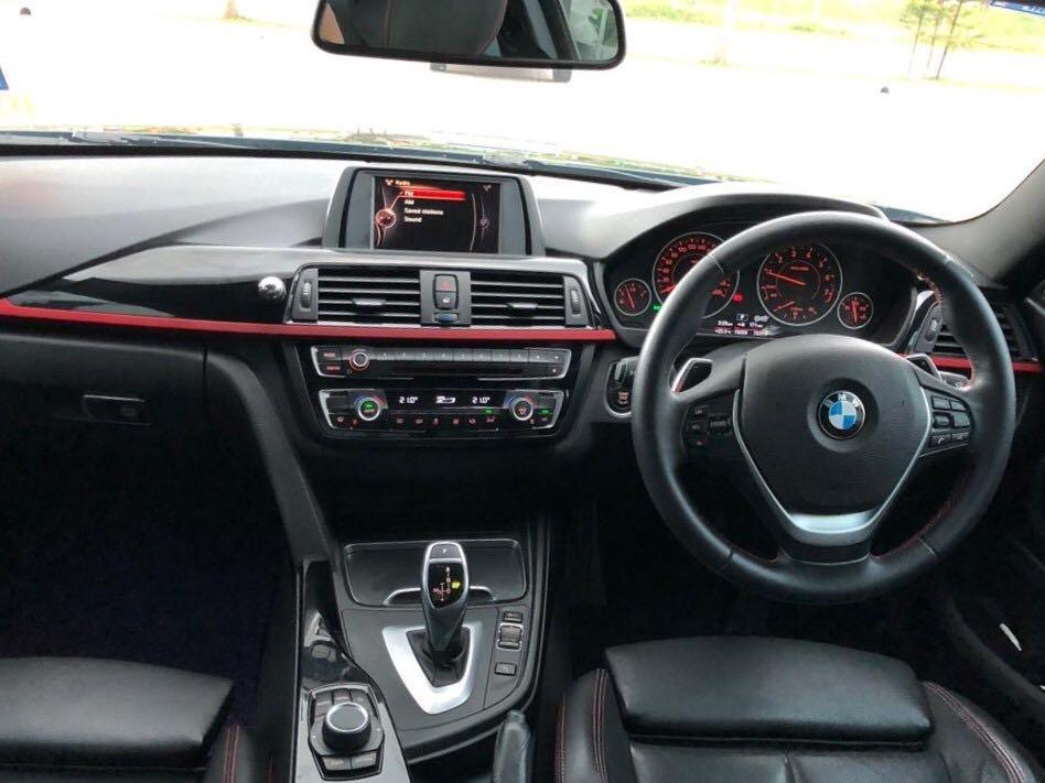 2016 BMW 420i Coupe' Sport- F32 (A) CBU- BMW warranty till 2021- Midnight Blue- Millage 80k+
