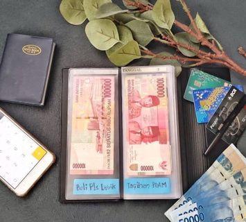 Dompet pengatur keuangan
