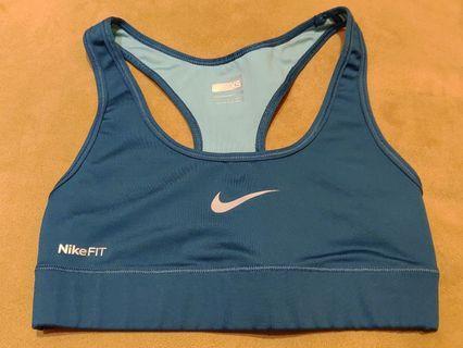 Nike fit dry 運動內衣 XS