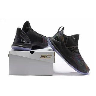Under Armour Curry 5 庫裏5代 安德瑪男子籃球鞋 低筒訓練鞋 運動鞋 UA慢跑鞋