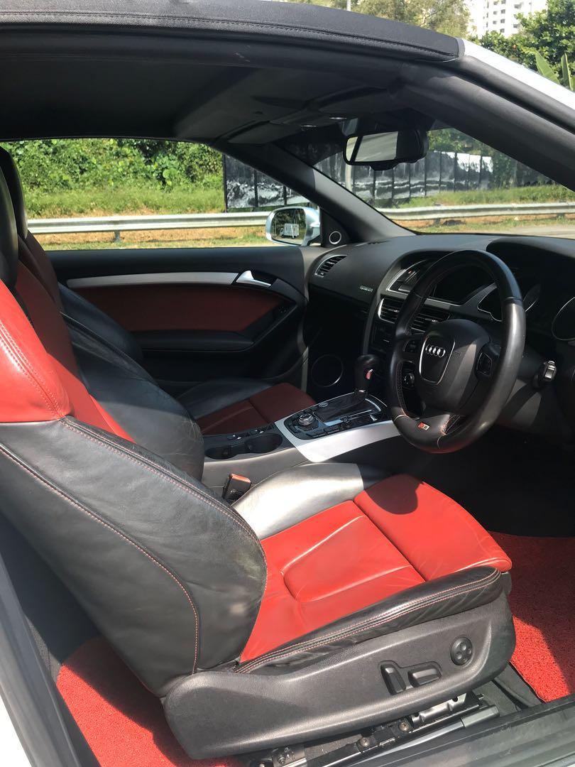 Audi S5 cabriolet 3.0 V6