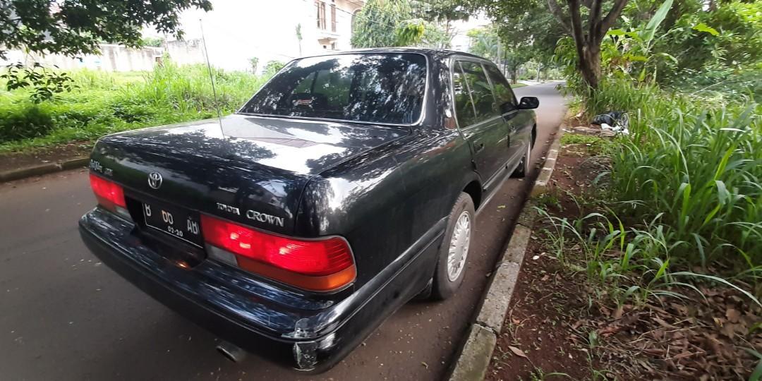 jual murah aja, Toyota Crown Super  Saloon 1995 2000cc