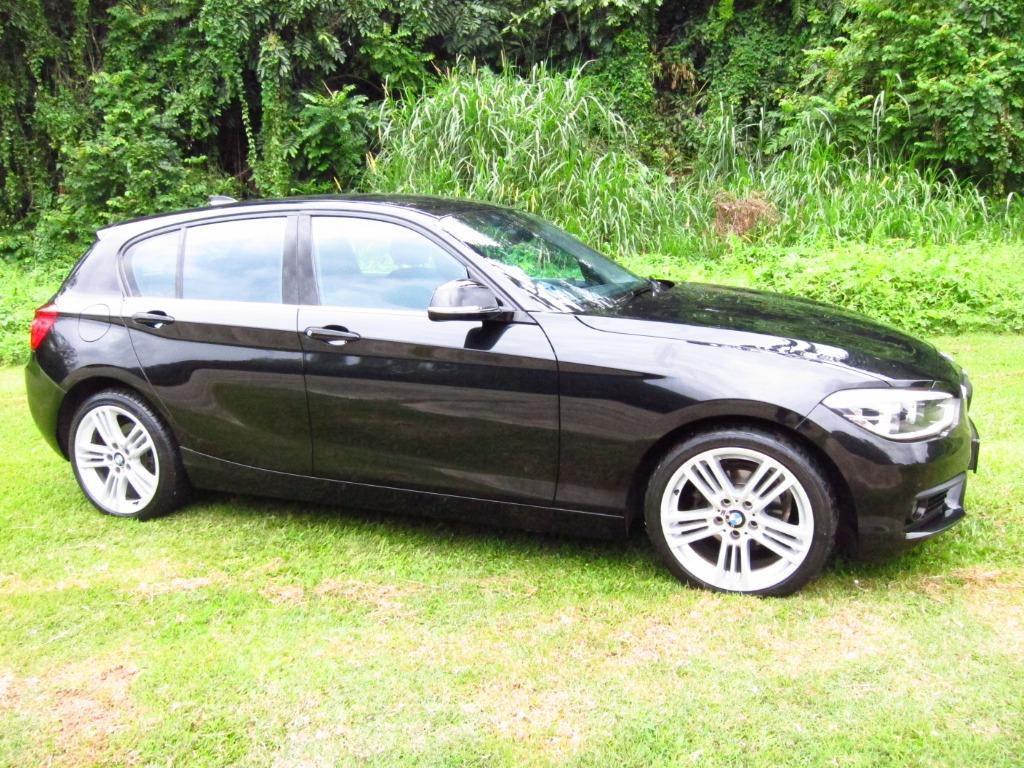 BMW 1 Series 116d 5-Dr Auto
