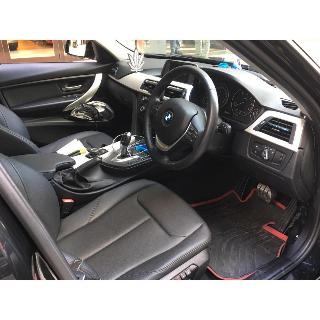 BMW 320D F30 2014