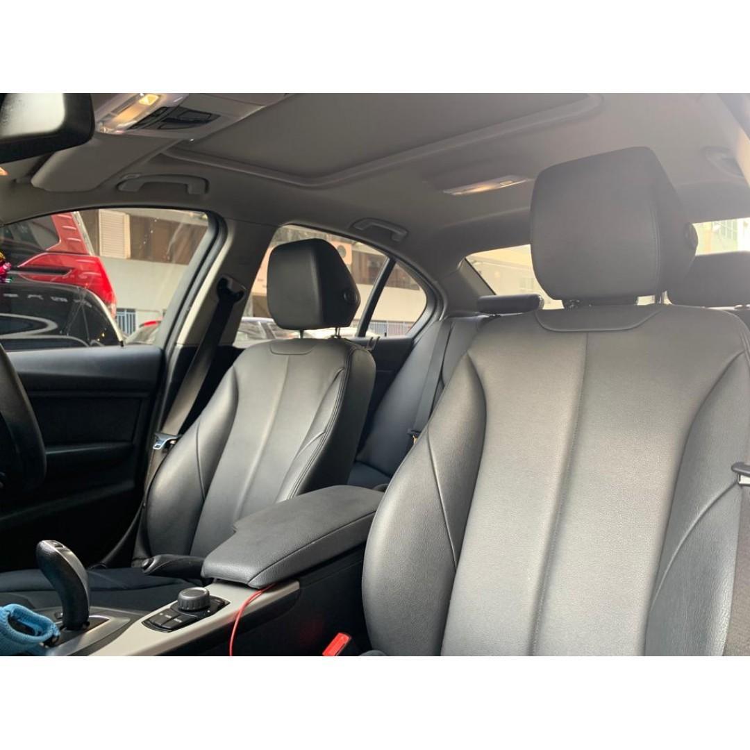 BMW 320D LCI 2015