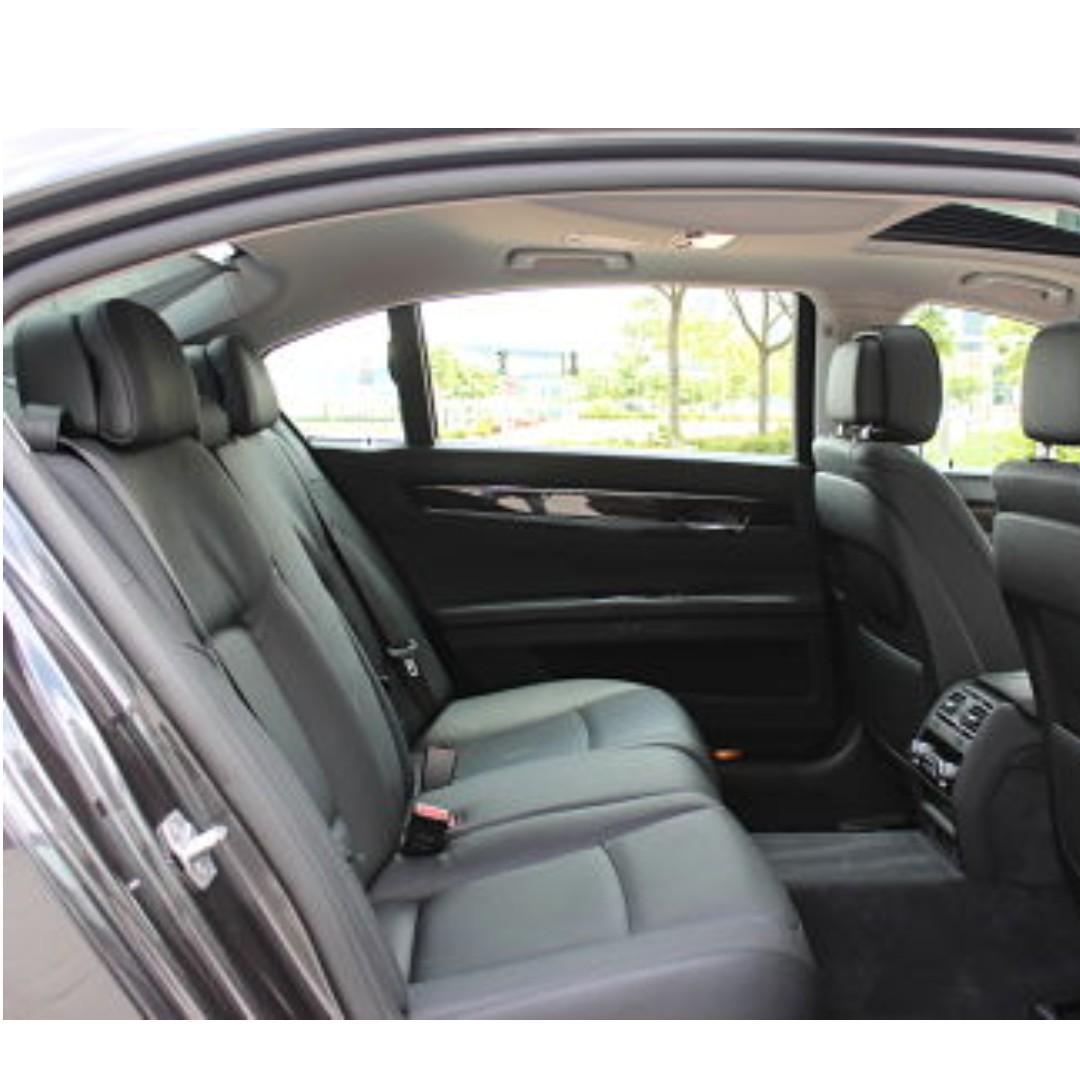 BMW 730LD 2014