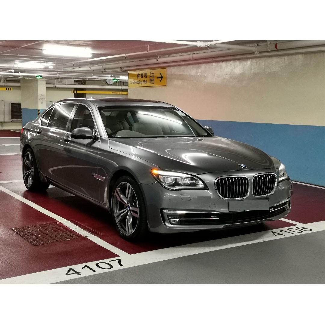 BMW 740LIA Facelift 2013