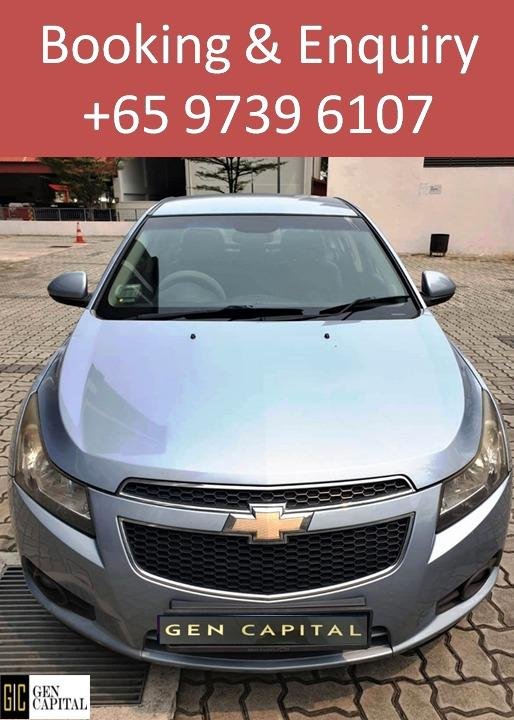 Chevrolet Cruze - $500 DRIVEAWAY! What are you waiting for!!! @ 97396107