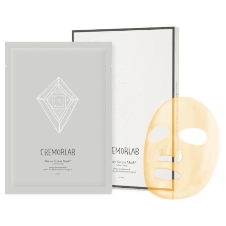 Cremorlab Macro Serum Mask Cellular Energy - 4 sheets RRP$64