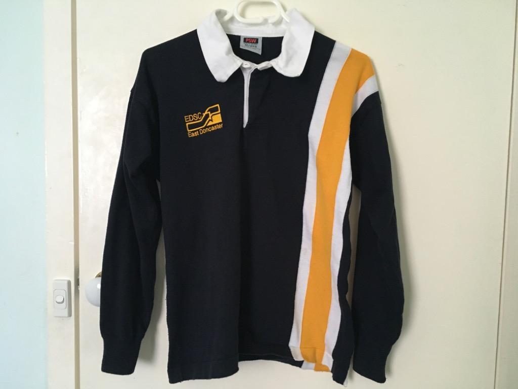 EDSC sports uniform (shirt, shorts, jumper) (unisex)