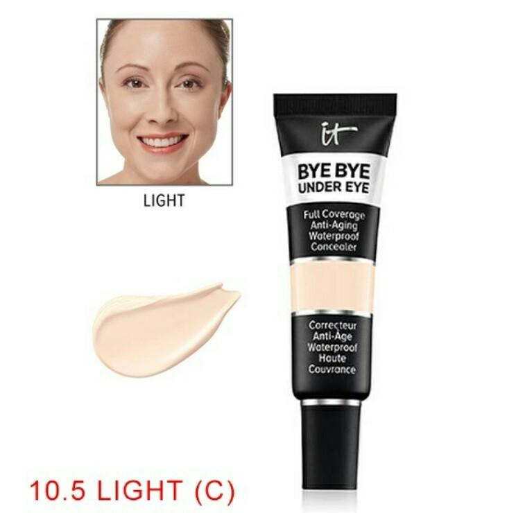 It Bye Bye Under Eye Full Coverage Waterproof Concealer  12ml
