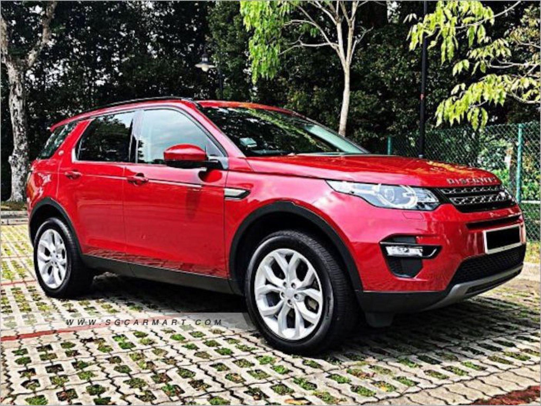 LAND ROVER DISCOVERY SPORT 2.0P 7 SEATER S
