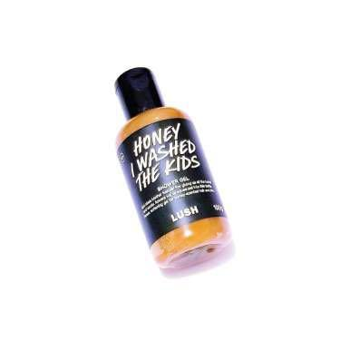 Lush Honey I Just Washed The Kids Honey Scented Hair & Skin Body Shower Gel