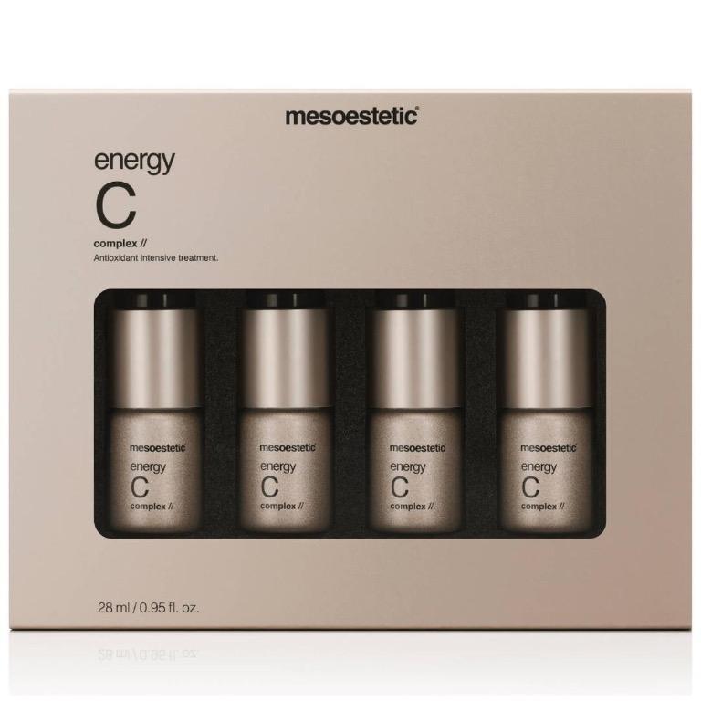 Mesoestetic Energy C Complex Vitamin C Face Serum 4x7ml RRP$115