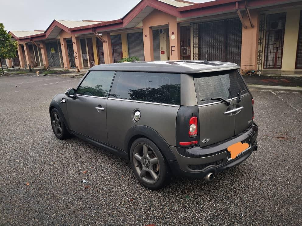 mini cooper S COUNTRY MAN SCRAP