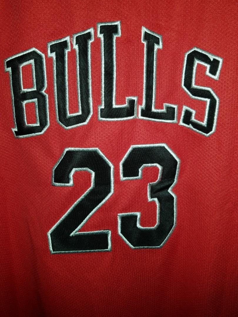 NBA Chicago Bulls #23 Jordan Basketball Kids Boys UNISEX Jersey