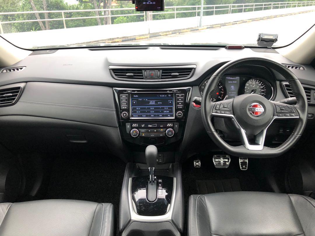 Nissan X-Trail 2.0 Premium 7-seater (A)