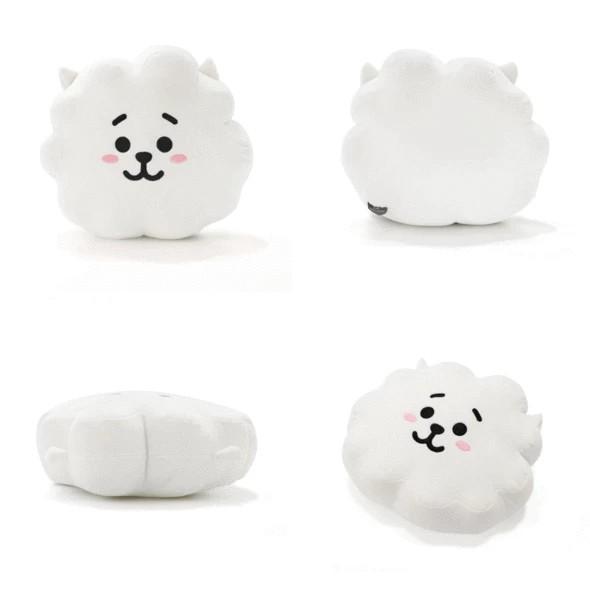 (PO) Official BTS BT21 x Nara Home Deco Face Cushion
