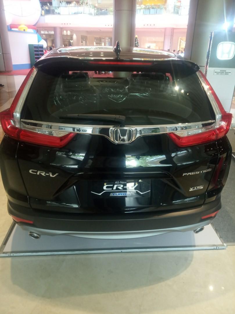 Ready Stock Honda CR-V 1.5 Prestige Banjir Promo da  Cashback Spesial akhir tahun