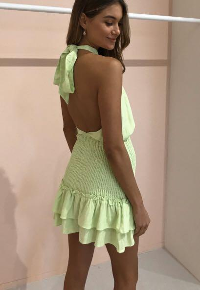 RENT FOR $70 incl postage/cleaning - Issy down to earth dress size 6
