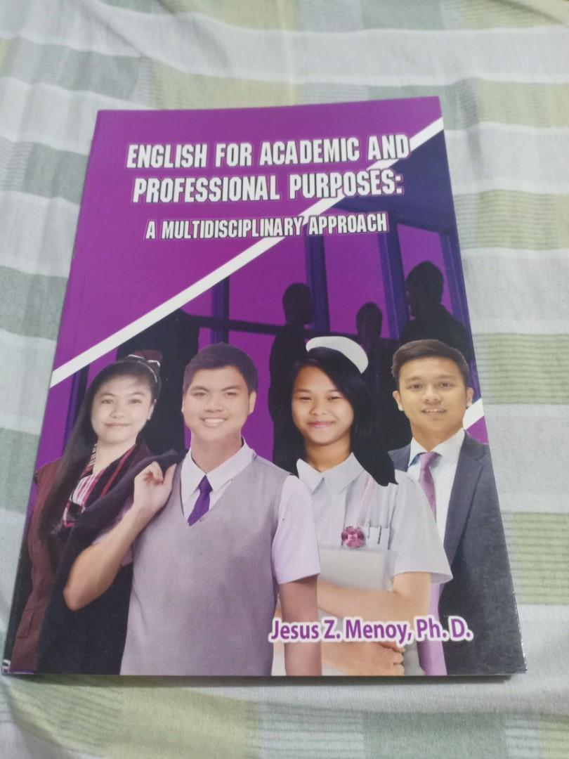 Senior High School Books - 21st Century Literature of the Philippines and the World, English for Academic and Professional Purposes, Disaster Readiness and Risk Reduction, General Biology 2