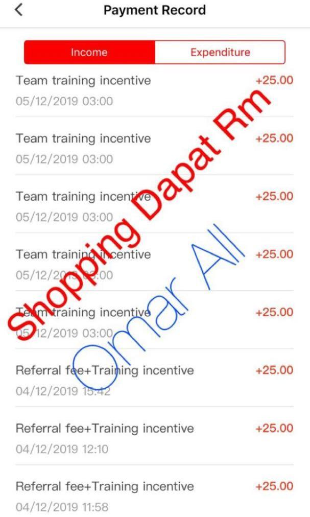 Shopping Dapat RM, Orang Lain Shopping Pon Kita Dapat Rm