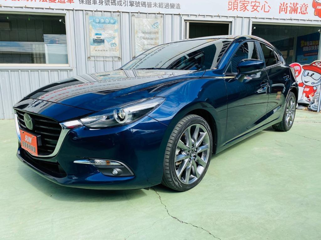 【SUM尼克汽車】2018 Mazda3 2.0L